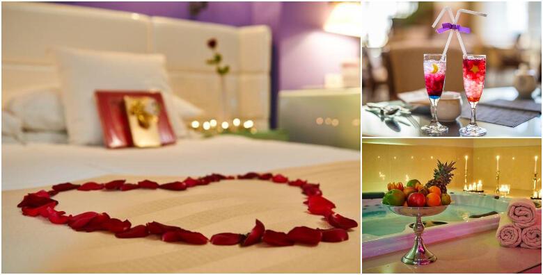 Romansa za dvoje u Zagrebu - priuštite si romantični bijeg uz 1 ili više noćenja s doručkom ili polupansionom uz korištenje wellnessa i spa u Hotelu Phoenix 4* od 525 kn!