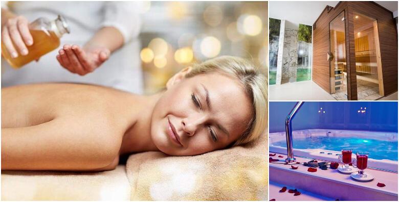 Wellness & SPA – carstvo užitka u kombinaciji s aroma masažom za 1 ili 2 osobe u Hotelu Phoenix 4* od 165 kn!