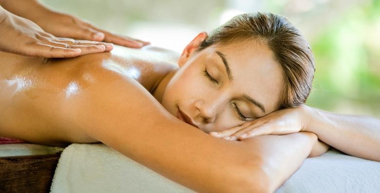 4 medicinske masaže leđa u trajanju 30 min za 199 kn!