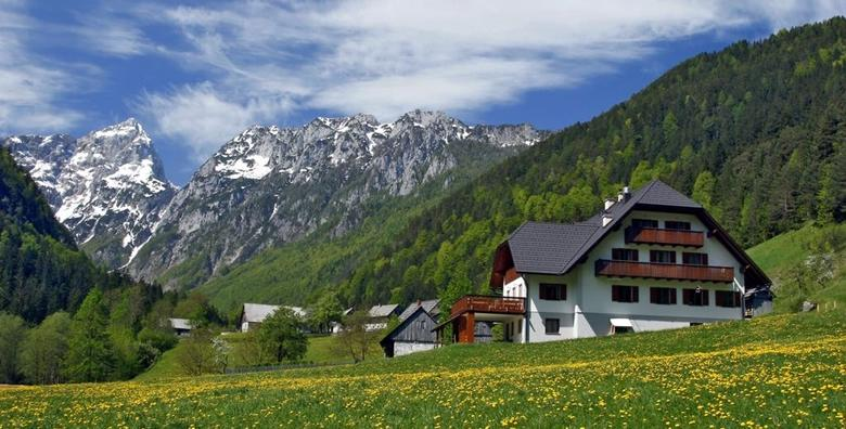 Logarska dolina - proljetni eko detox i anti-ageing retreat uz 2 noćenja za 3.700 kn!