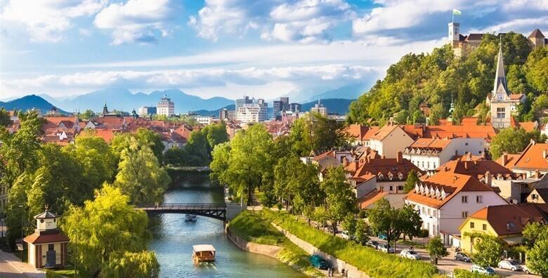 Ljubljana - cjelodnevni izlet s prijevozom i shopping u BTC-u za 135 kn!