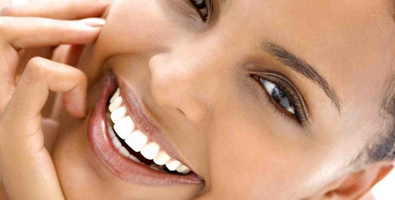 POPUST: 40% - Cirkon ili metal keramička krunica - nadomjestite oštećeni ili izgubljeni  dio krune zuba i zablistajte uz novi osmijeh od 960 kn! (Ordinacija dentalne medicine Ribić)