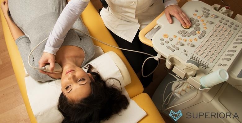 Ultrazvuk štitnjače u Poliklinici Superiora - spriječite zdravstvene poteškoće za 199 kn!