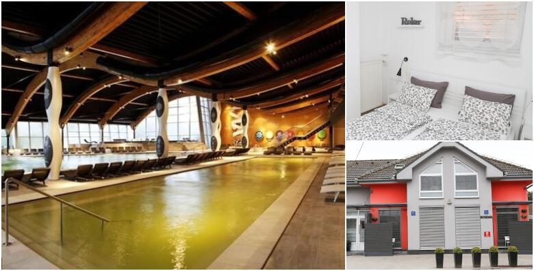 Sv. Martin na Muri 3/4* - ljetovanje uz 2 noćenja za dvoje uz kupanje u termama za 599 kn!