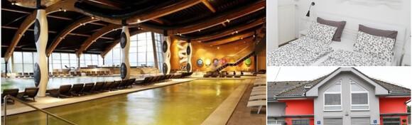 SV. MARTIN NA MURI - neograničeno kupanje u Termama sv. Martin uz 2 noćenja za dvoje + gratis smještaj za 2 djece do 6 godina u apartmanu Bogdan 3/4* za 599 kn!