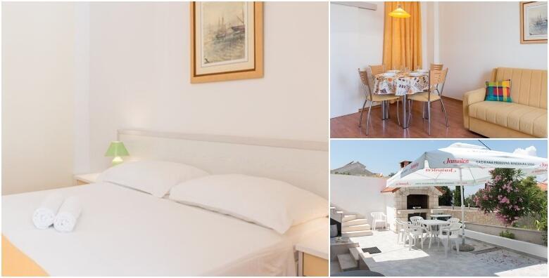 MEGA POPUST: 74% - Supetar, Brač - odmor na otoku s prekrasnim plažama i kristalnim morem! 5 ili 7 noćenja za 2 do 4 osobe u apartmanu 3* od 1.499 kn! (Apartmani Finka 3*)