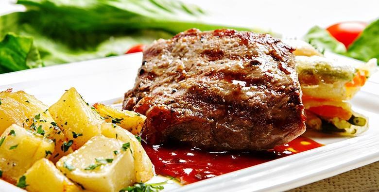 POPUST: 47% - EKO GRADUNJE - domaće delicije u 3 slijeda na imanju iz bajke s nezaboravnim pogledom na obronke Medvednice - glavno jelo, salata, juha i desert za samo 69 kn! (Eko Gradunje)