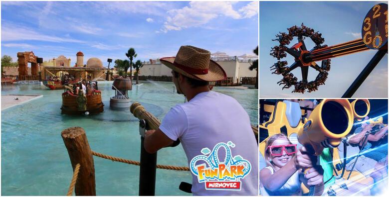 Ponuda dana: FUN PARK BIOGRAD by MIRNOVEC - cjelodnevna ulaznica za nezaboravno iskustvo u najvećem tematsko-zabavnom parku u Hrvatskoj za 149 kn! (Fun Park Biograd)