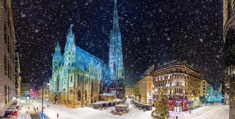 Nova godina u Beču - luda zabava na Silvesterpfadu, nizu koncerata i događanja s kojima ćete uplesati u novu u najboljem raspoloženju :)