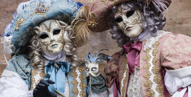 Jednodnevni izlet na karneval u Veneciji za 189 kn!