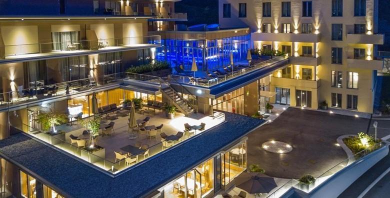 Kraljevski odmor u luksuznom Hotelu Atlantida 5* u Rogaškoj Slatini - 2 noćenja s polupansionom za dvoje uz korištenje bazena i sauna za 1.927 kn!