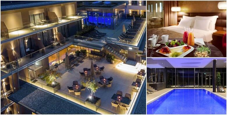 Rogaška Slatina - 1 ili više noćenja s doručkom za 2 osobe u Hotelu Atlantida 5* od 1.089 kn!