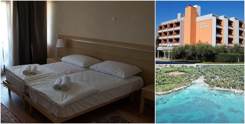 Biograd na Moru - 3,5 ili 7 noćenja s polupansionom za dvoje u Hotelu Albamaris 3* od 2.517 kn!