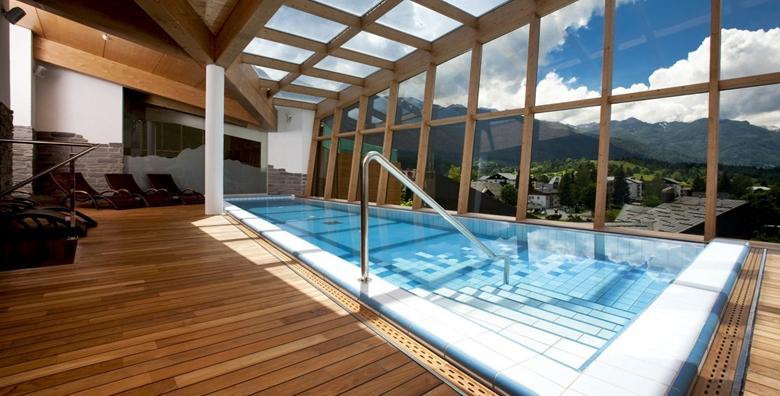 [BOHINJ ECO HOTEL****] 1 noćenje s doručkom za 2 osobe uz neograničeno kupanje u bazenima Vodenog parka i korištenje sauna za 918 kn!