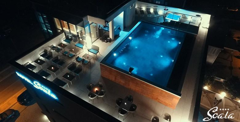 Vodice - 2 noćenja s doručkom za 2 osobe u Boutique Hotelu Scala d'Oro 4* za 985 kn!