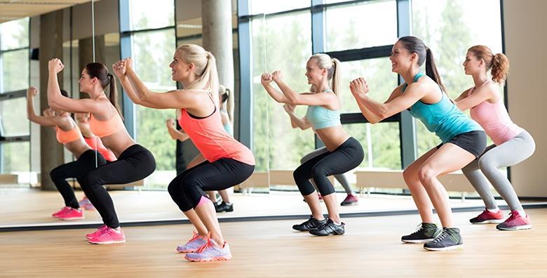 POPUST: 40% - MAGIC WELL PREČKO U jednom kružnom treningu potrošite do čak 500 kalorija! 2 ili 3 mjeseca neograničenog vježbanja uz gratis upisninu od 340 kn! (Magic Well Prečko)