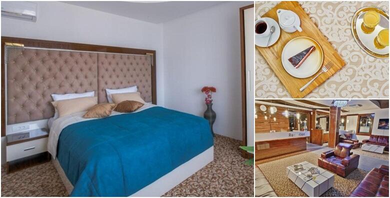 Sarajevo, New Hotel 4* - oaza luksuza uz 1 ili 2 noćenja s doručkom za dvoje već od 403 kn!