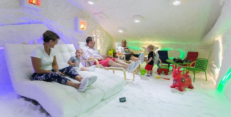 Slana soba - 5 haloterapija za djecu ili odrasle od 149 kn!