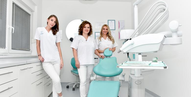 MEGA POPUST: 86% - Čišćenje kamenca, pjeskarenje, poliranje i pregled u Navident centru dentalne medicine u Velikoj Gorici za samo 99 kn! (Navident centar dentalne medicine)