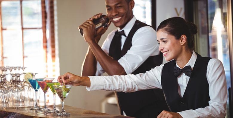 MEGA POPUST: 96% - KOKTEL MAJSTOR I BARISTA Impresionirajte poslodavce savršeno pripremljenim egzotičnim koktelima i aromatičnom kavom - online tečaj za 39 kn! (EventTrix)