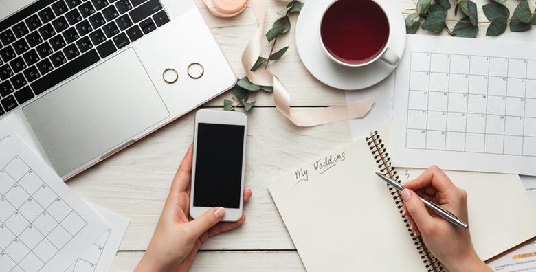 [WEDDING PLANNER] Postanite profesionalac u ovom dinamičnom i kreativnom zanimanju i organizirajte savršeno vjenčanje iz snova - online tečaj za 39 kn!