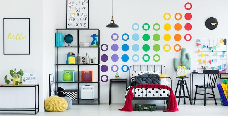 Uredite dječju sobu baš po mašti vaših mališana - online tečaj za 35 kn!