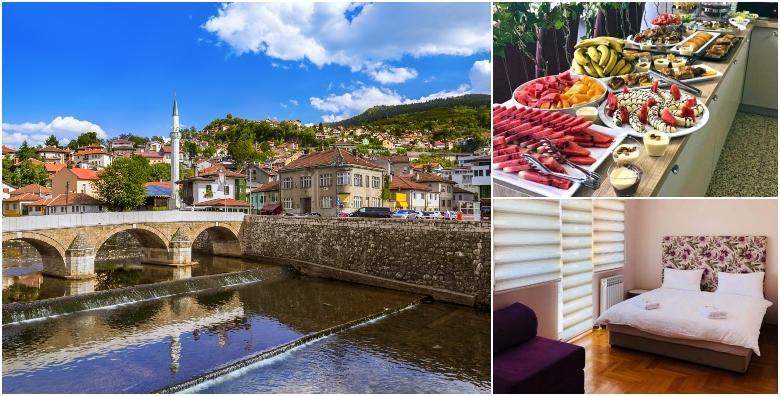 Sarajevo, Hotel Drina 3* - 2 noćenja s doručkom za dvoje za samo 532 kn!