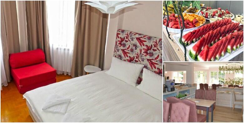 Sarajevo, Hotel Drina 3* - 1 noćenje s doručkom za dvoje za 232 kn!