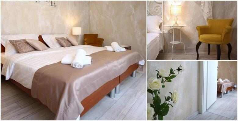 SPLIT - 1 ili više noćenja za dvoje i gratis boca šampanjca u luksuznim sobama 3* nedaleko od Dioklecijanove palače od 225 kn!