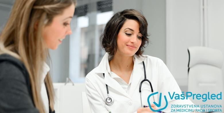 Sistematski pregled za žene u Ustanovi za zdravstvenu skrb Vaš pregled za 990 kn!