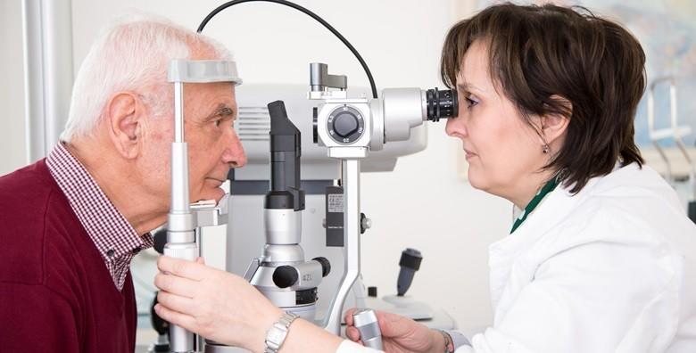 Kompletan oftamološki pregled za sivu mrenu u Poliklinici RITZ NOVA za 275 kn!