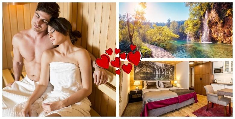 Valentinovo u resortu Fenomen Plitvice 4* - 1 ili 2 noćenja s doručkom za 2 osobe u luksuznom apartmanu uz svečanu večeru i 2 sata SPA zone od 1.258 kn!