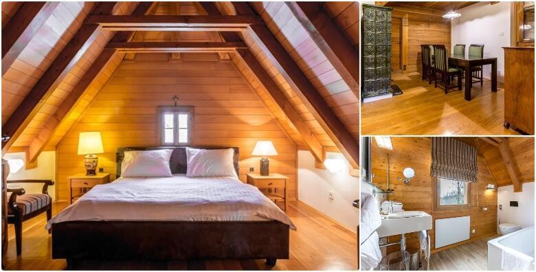 Ponuda dana: Resort Fenomen Plitvice 4* - Odmor u okruženju prirode uz 1 noćenje s polupansionom za dvoje u idiličnoj drvenoj kući za 1.390 kn! (Resort Fenomen Plitvice 4*)