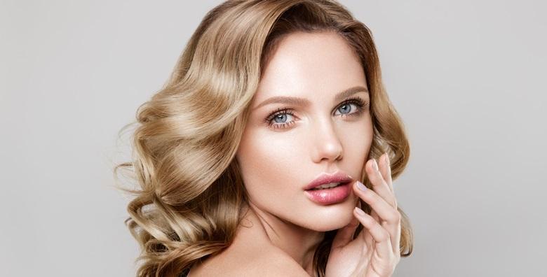 Antiage tretman lica s hladnim laserom za zatezanje i oblikovanje kože lica za 179 kn!