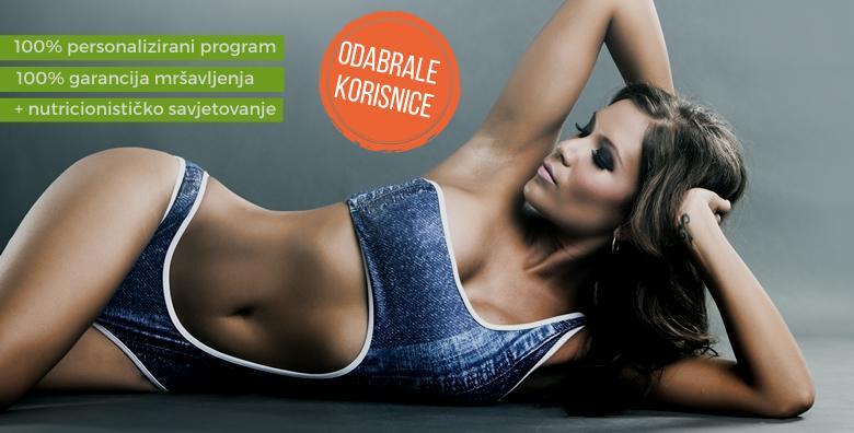 100% garancija gubitka kilograma! Oblikujte i zategnite tijelo uz 42 tretmana mršavljenja u renomiranom salonu Body creator za 1.790 kn!