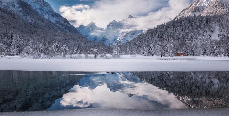 Bloke, Slovenija - doživite zimsku idilu uz 1 noćenje s doručkom za 2 osobe u okruženju prekrasnih šuma i rječica za 299 kn!