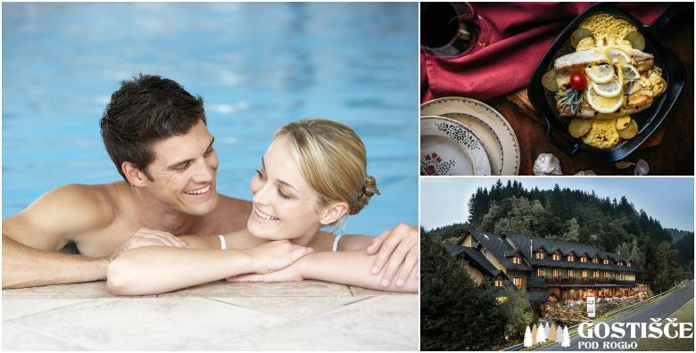 POPUST: 40% - SLOVENIJA - 2 noćenja s polupansionom u Hotelu Pod Roglo 3* i cjelodnevno uživanje u Termama Zreče za dvije osobe za samo 1.013 kn! (Hotel pod Roglo)
