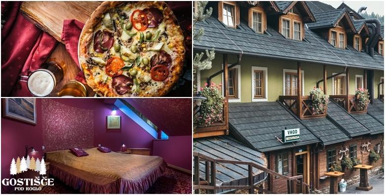 POPUST: 54% - Slovenija, wellness odmor za 2 osobe u Hotelu pod Roglo 3*! 2 noćenja s polupansionom i korištenjem whirpoola za 1.214 kn! (Hotel pod Roglo)