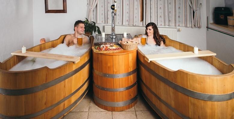POPUST: 51% - Luksuzni wellness odmor u Sloveniji za 2 osobe u Hotelu Gostišče Pod Roglo 3*! 2 noćenja s polupansionom i korištenjem whirlpoola za 1.258 kn! (Hotel Gostišče Pod Roglo)