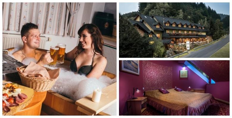 Slovenija - 2 noćenja za 2 osobe uz Hotelu Pod Roglo 3* uz pivsku kupku i saunu za 1.128 kn!