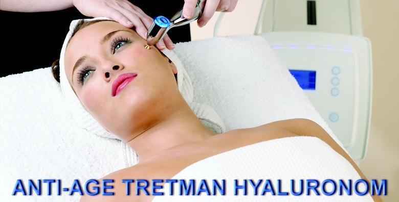 Antiage hijaluron lica - 1 tretman za 149 kn