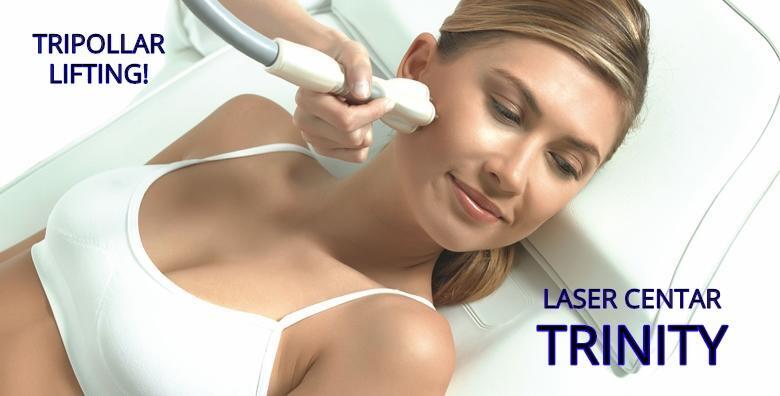 POPUST: 62% - TriPollar RF tretman - izgledajte mlađe i neka vaša koža bude mekana, glatka i elastična uz tretman radiofrekvencije lica u Laser centru Trinity za samo 79 kn! (Laser centar Trinity)