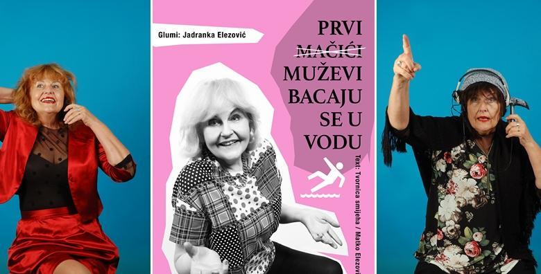 Komedija Prvi muževi bacaju se u vodu, 17.11. u Sceni Vidra - ulaznica za 45 kn!