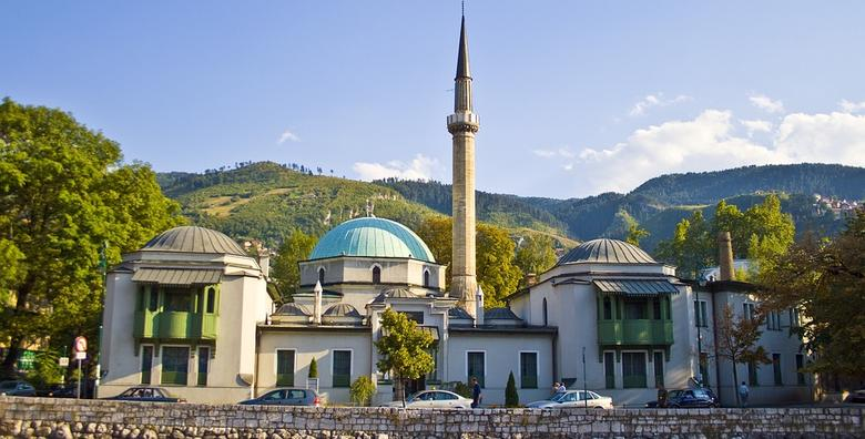 Sarajevo, Hotel Plaza 3* - 2 noćenja u centru grada za 1, 2 ili 3 osobe s doručkom od 225 kn!