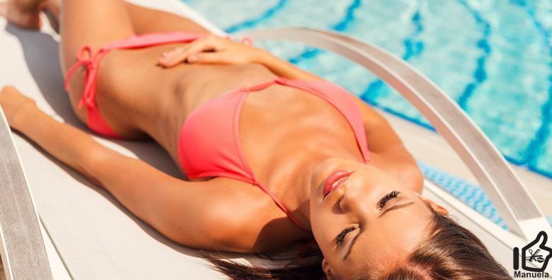 POPUST: 34% - RADIOFREKVENCIJA ILI KAVITACIJA Tretirajte trbuh, noge, stražnjicu ili lice i riješite se masnih naslaga, celulita i nakupljene tekućine već od 89 kn! (Studio ljepote Manuela)