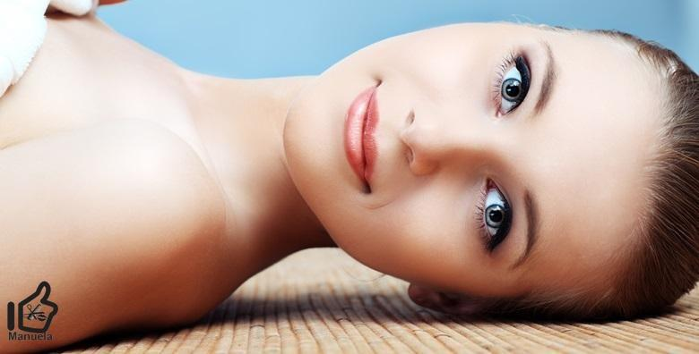 Ponuda dana: NJEGA LICA Odlučite se za najbolju kombinaciju učinkovitih tretmana lica po vašem izboru u studiju ljepote Manuela već od 165 kn! (Studio ljepote Manuela)