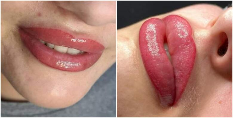 Zaboravite na razmazane ruževe uz trajnu šminku usana u Studiju ljepote Manuela za 1.800 kn!