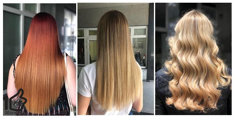 Nashi Argan tretman uz šišanje vrućim škarama, pranje i fen frizuru od 220 kn!