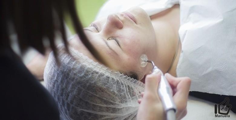 POPUST: 50% - Radiofrekvencija lica uz tretman kisikom i ampulu hijalurona - zategnite opuštenu kožu lica i osigurajte joj novu svježinu i lakoću za 149 kn! (Studio ljepote Manuela)