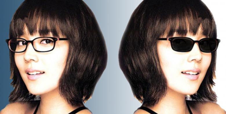 Fotoosjetljive naočalne leće s antirefleksnim slojem i garancijom od godinu dana - odaberite ih u sivoj ili smeđoj boji za 599kn!